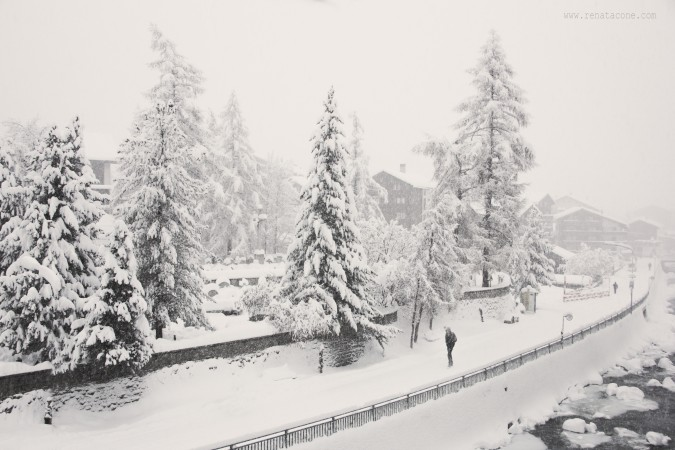 winter-snow-zermatt-winter wonderland