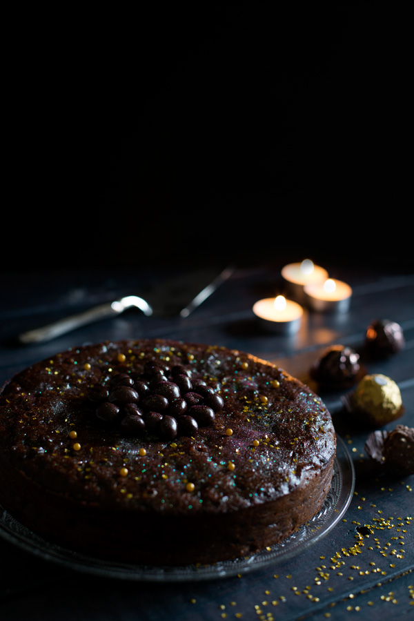 cake - fruit cake