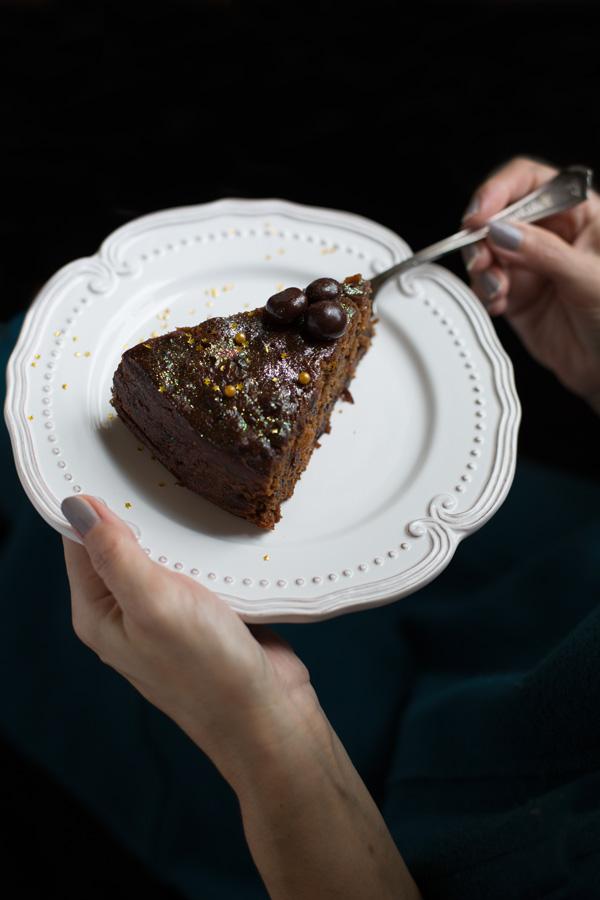 chocolate cake - easy baking