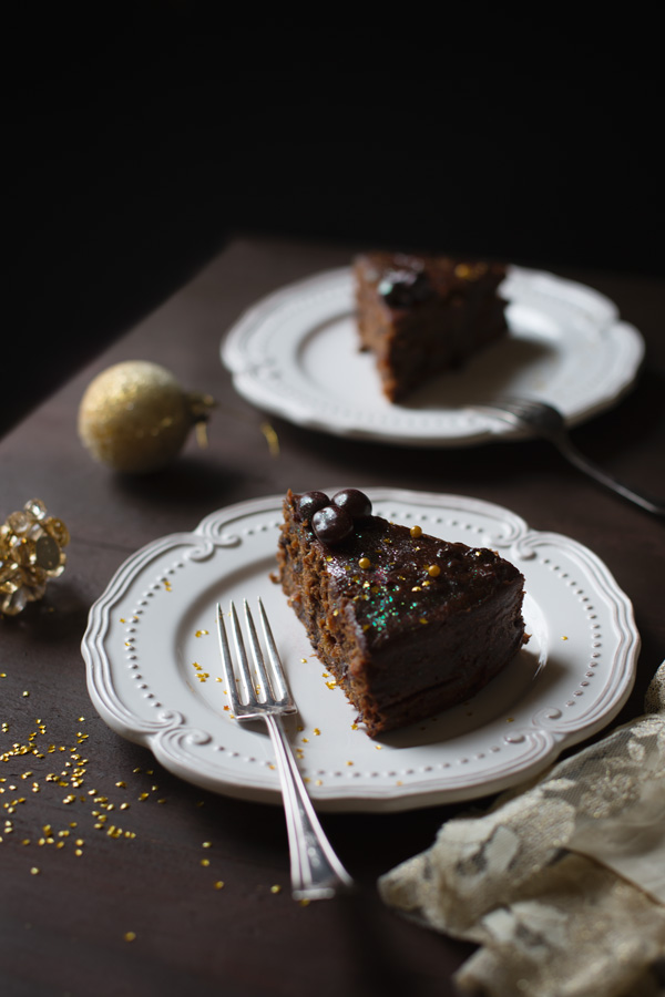 Christmas cake - Nigella Lawson recipe