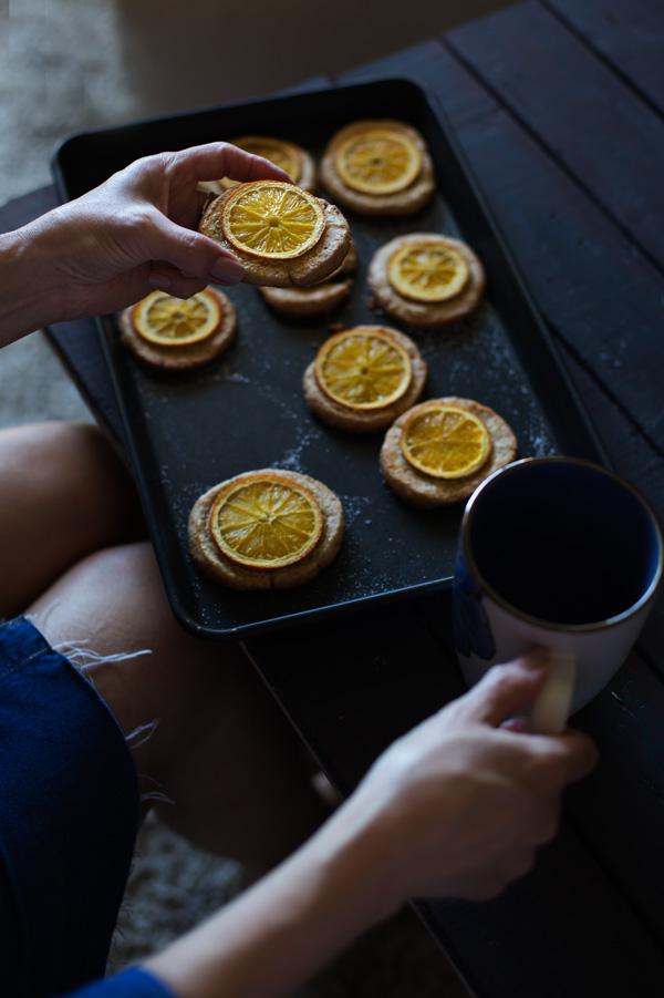 cookies - lemon cookies