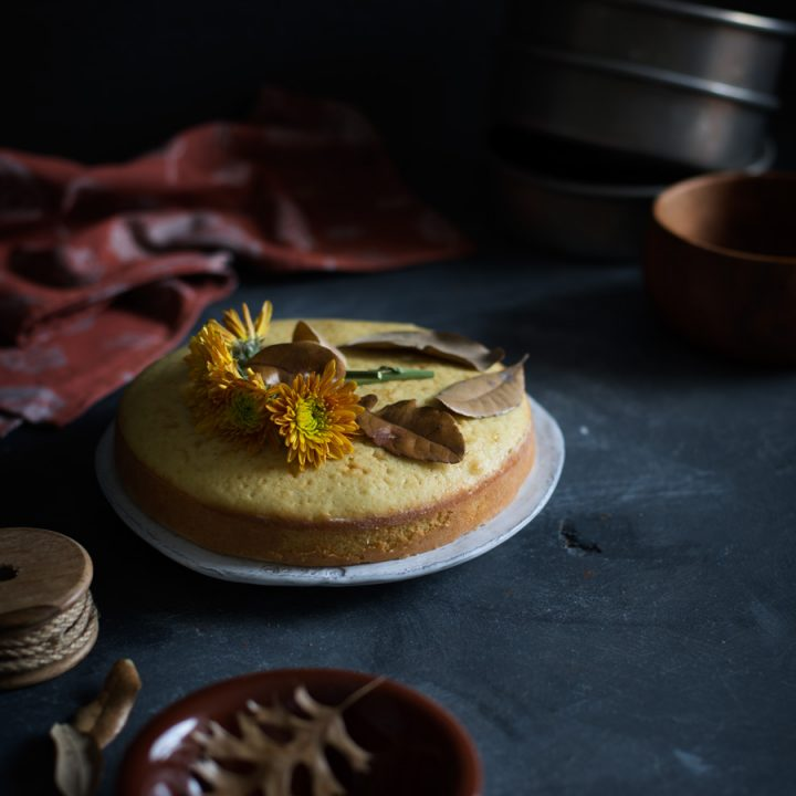 Classic Olive Oil Cake
